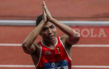 Lolos Limit Kualifikasi Olimpiade 2020, Lalu Zohri Lanjut Turun di Nomor Estafet