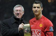 Cristiano Ronaldo Ceritakan Jasa Besar Alex Ferguson bagi Kariernya