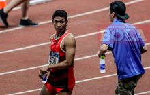 Lalu Muhammad Zohri Tatap Olimpiade Tokyo 2020