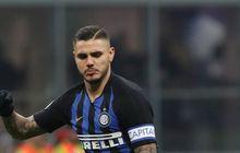 Tak Hanya Dicopot dari Posisi Kapten Tim, Icardi Juga Tak Dibawa Inter ke Laga Liga Europa