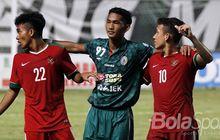 Dedi Tri Maulana Berjuang Mendapatkan Posisi Utama di Timnas U-19 Indonesia