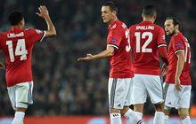Kabar Baik untuk Fans Manchester United, 2 Pemain Inti Siap Bermain Kontra Tottenham