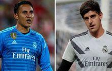Real Madrid Kebingungan Mainkan Keylor Navas Atau Thibaut Courtois?