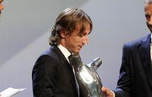 Cristiano Ronaldo Ajak Luka Modric Bertemu usai Dikalahkan sebagai Pemain Terbaik Eropa
