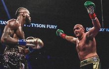 Tampilkan Duel Bagus Kontra Schwarz, Fury Siap 'Rematch' dengan Wilder