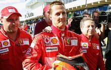 Alasan Di Balik Kondisi Misterius Michael Schumacher