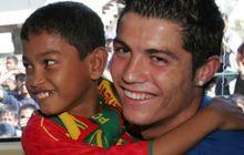 Anak Angkat Cristiano Ronaldo Kenang Kembali Tsunami Aceh dan Awal Pertemuan dengan Sang Megabintang