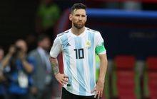 Nomor 10 di Timnas Argentina Tak Selalu Milik Lionel Messi