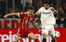 Bayern Muenchen Vs Real Madrid - Kurusetra di Allianz Arena