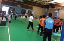 Asian Para Games 2018 - Tim Goalball Putri Indonesia Petik Hasil Menggembirakan