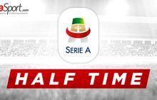 Penalti Sassuolo Dianulir VAR, Juventus Unggul 1-0  pada Babak Pertama