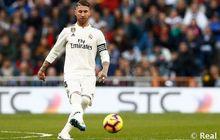Tanggapan Real Madrid soal Kasus Doping Sergio Ramos