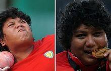 Pertama Berjuang dalam Asian Games 2018, Eki Febri Siap Bela Merah-Putih Lewat Tolak Peluru
