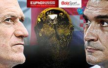 Pencarian Butir Terdalam di Final Piala Dunia 2018