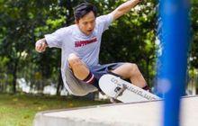 4 Tips Grinding Saat Main Skateboard