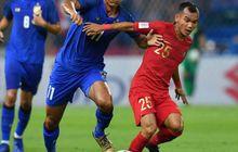 segrup dengan indonesia, thailand tak remehkan lawan di kualifikasi piala dunia 2022