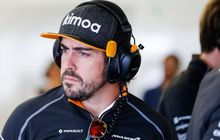 Otorace: Fernando Alonso Berpeluang Jadi Pembalap Cadangan McLaren F1?