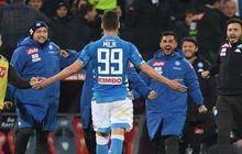 Hasil Liga Italia - Juventus, Napoli, Inter Milan, dan AS Roma Raih Kemenangan