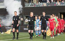 Klub Ezra Walian Gagal Promosi ke Divisi Utama Liga Belanda