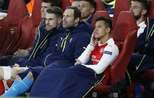Masa Depan Alexis Sanchez Ada di Tangan Arsenal