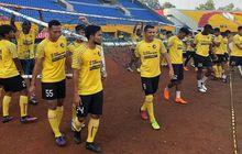 Sriwijaya FC Punya Waktu 2 Pekan untuk Kembalikan Kebugaran
