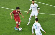 Zinedine Zidane Jawab Rahasia Melumpuhkan Mohamed Salah di Final Liga Champions