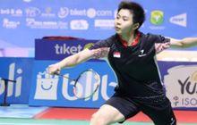 Bangka Belitung Indonesia Masters 2018 - Kalah dari Wakil Jepang, Langkah Yulia Yosephin Susanto Terhenti