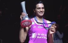indonesia open 2019 - tatap final pertama, sindhu tak mau buang peluang