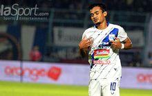Tekad Winger PSIS saat Hadapi Bhayangkara FC di Piala Indonesia