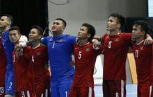 Dua Tim Futsal Indonesia Bukukan Kemenangan di SEAG 2017