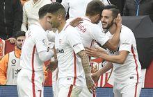 Hasil Liga Spanyol - Sevilla Terus Tempel Barcelona, Duo Madrid Membuntuti