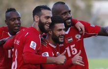 Bakal Beduel Dengan Timnas Indoenesia, Inilah 3 Fakta Menarik Tim Sepak Bola Palestina