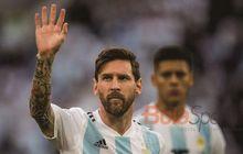 Mustahil Lionel Messi Tak Akan Kembali Bermain untuk Timnas Argentina