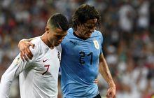 Masih Gelap, Cedera Edinson Cavani Khawatirkan Uruguay