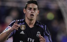 Beli James Rodriguez? Man United Tunggu Diskon