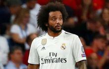 Cari Pengganti Marcelo, Real Madrid Incar Bek Kiri Timnas Argentina