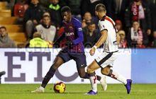 Barcelona Harus Bayar Rp 665 Miliar jika Jual Ousmane Dembele