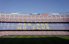 Laporan dari Barcelona, Mengintip Stadion Camp Nou Sebelum Perombakan