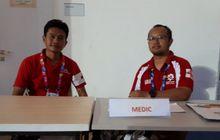 Asian Para Games 2018 - Inapgoc Siapkan 5 Tim Dokter di Stadion GBK