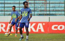 Latihan bersama Wajah Baru, Striker PSIS Semarang Tetap Enjoy