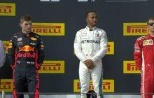 Lewis Hamilton Tandai 2 Pebalap Muda Ferarri dan Red Bull pada F1 Musim 2019
