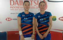 indonesia open 2019 - bungkam unggulan kesatu, ganda putri korea kaget