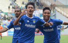 Hasrat Wonderkid Persib Bandung bersama Timnas U-18 Indonesia
