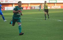 Cristian Gonzales Berlatih bersama PSIM Yogyakarta di Bogor