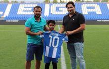 Tristan Alif Bingung Pilih Panggilan Timnas U-16 Indonesia atau Klub Eropa