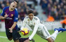 Terungkap Isi Percakapan Wasit Real Madrid Vs Barcelona Saat Berikan Penalti untuk Luis Suarez
