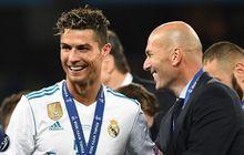 Kisah Real Madrid Tanpa Cristiano Ronaldo dan Zinedine Zidane