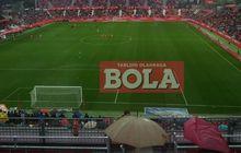 Laporan dari Girona, Banjir Payung di Laga La Liga