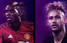 Drawing 16 Besar Liga Champions - Man United Vs PSG, Bak Kencan Pertama