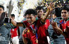 Inilah Pencapaian Timnas Putra dan Putri Indonesia Berdasarkan Kelompok Usia